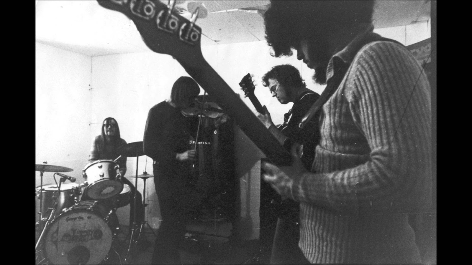 Embryo en el estudio en 1973.