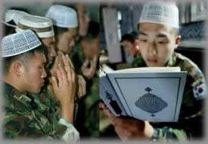 Hasil carian imej untuk islam di korea selatan