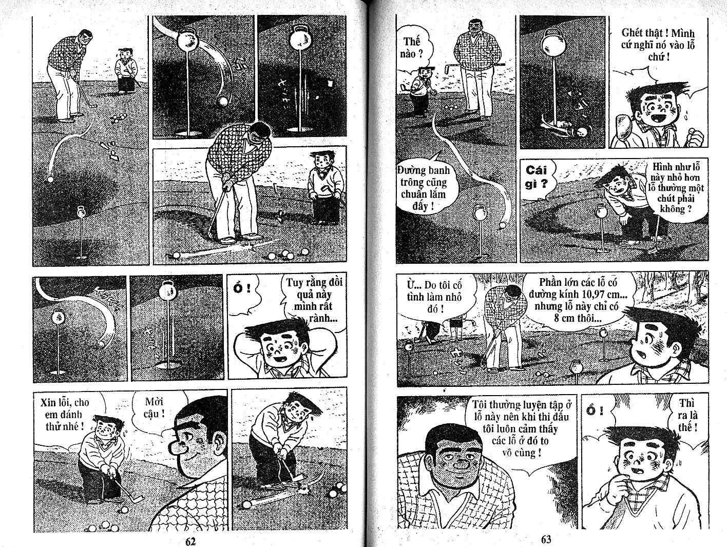 Ashita Tenki ni Naare chapter 21 trang 30