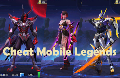 Cara Cheat Mobile Legends tanpa Game Guardian