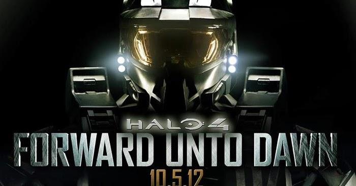 Pleasures Of The Guilty Dead Halo 4 Forward Unto Dawn