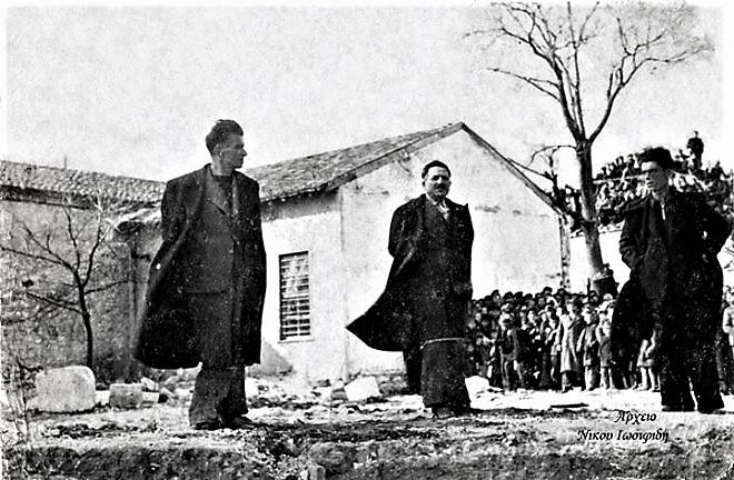*Η εκτέλεση των Φώτεφ και Δελιακώφ (Αρχείο Νίκου Ιωσηφίδη)