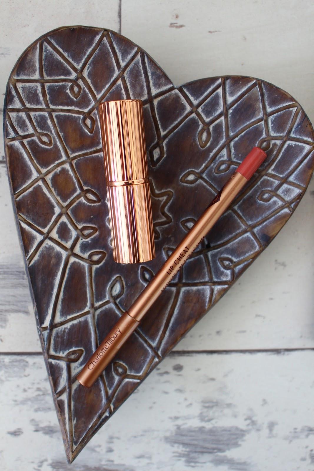 Charlotte Tilbury Lipstick, Charlotte Tilbury Lip Liner