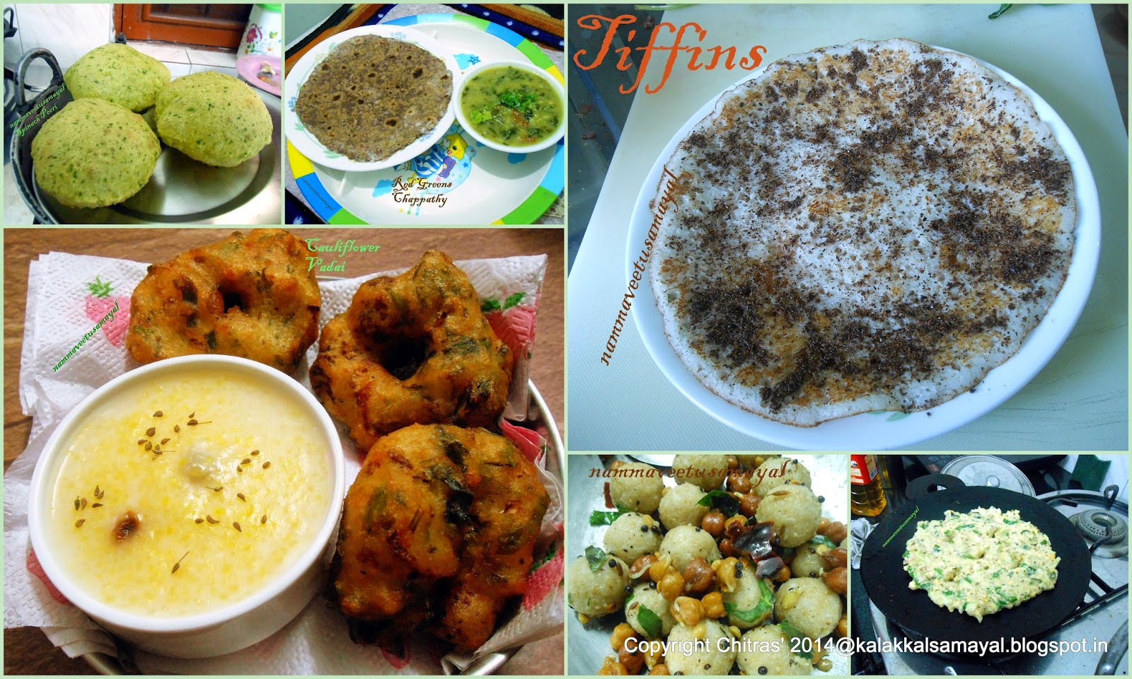tiffin varieties