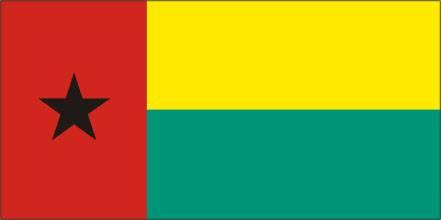 Bandeira de Guiné-Bissau