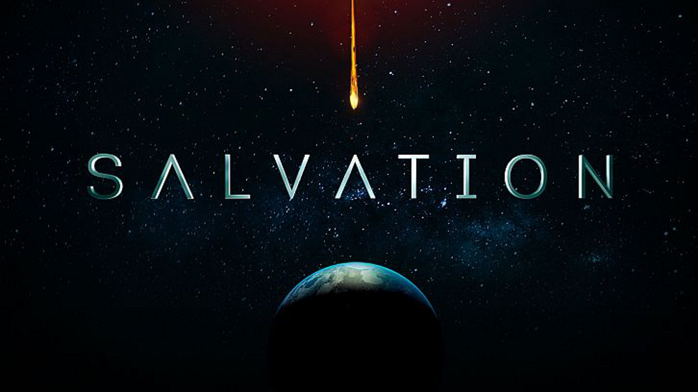 Salvation CBS Series Banner Poster