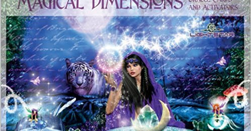 Review: Magical Dimensions Oracle Cards and Activators