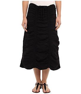 double panel skirt