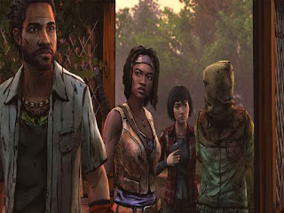 The Walking Dead Michonne Episode 3 PC Game Free Download
