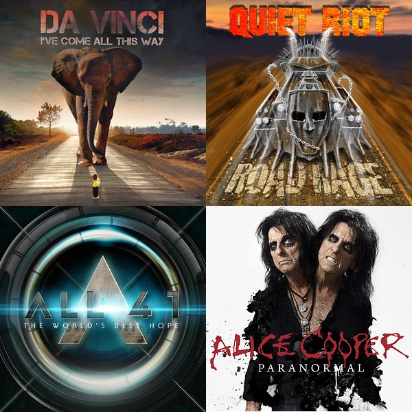 V.A. - 0dayrox Advanced Releases July 2017 - Vol.3 Alice Cooper Da Vinci Quiet Riot