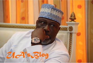 MELAYE UPDATE: How True?? Senator jumps out of vehicle, flees into bush enroute Kogi