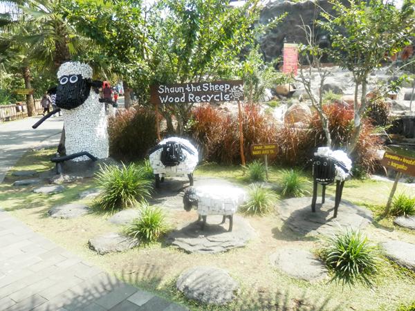 eco green park batu malang