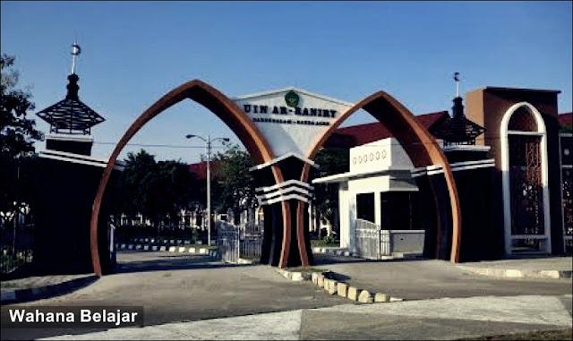 Wajib Tahu ! Ini 5 Fakta Menarik UIN Ar-Raniry Banda Aceh.