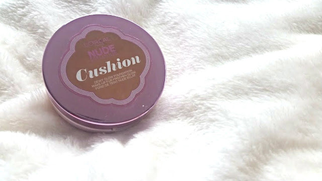 LOreal Paris Nude Magique Cushion Foundation Review