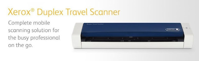 Download Xerox Duplex Travel Driver Scanner