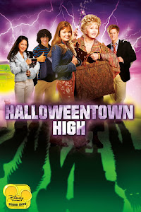 Halloweentown High Poster