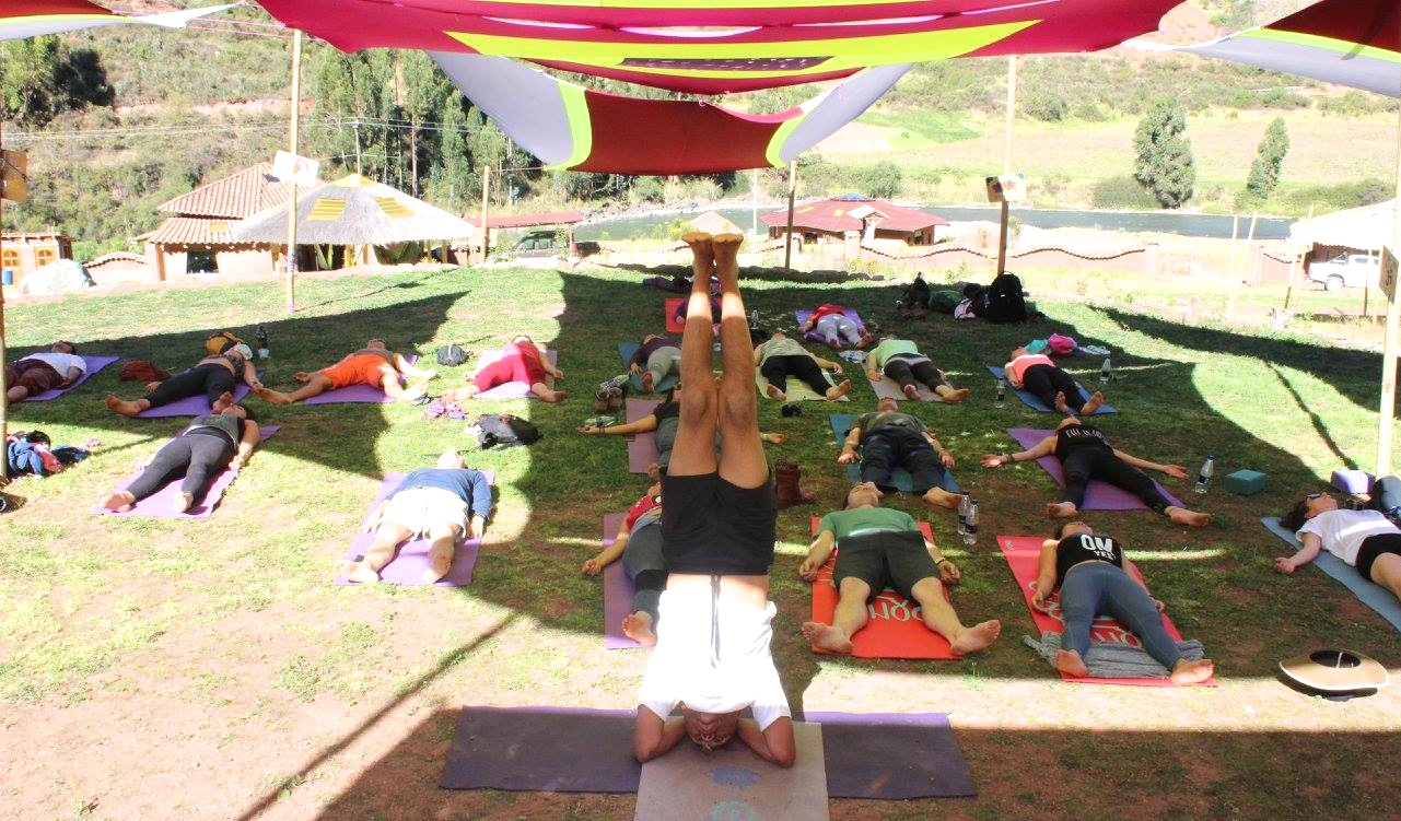 Cusco Yoga festival