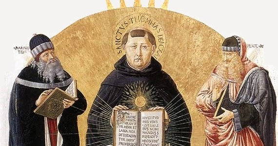 the common aspect between theologian st thomas aquinas and philosopher aristotle Get an answer for 'differentiate the natural law theories held by stthomas aquinas and aristotle' and philosopher who agreed with many of aristotle's.