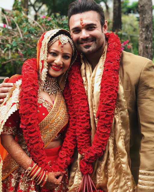 Madalasa Sharma Married with Mahaakshay Chakraborty