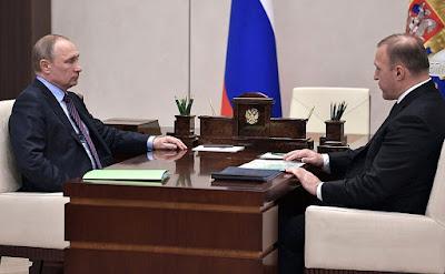 Vladimir Putin, Murat Kumpilov.