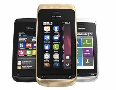 Nokia Asha 310 2013