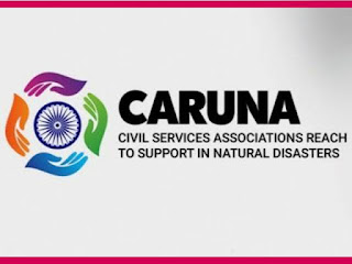 'CARUNA'- An Initiative of IAS and IPS Officers to Combat COVID-19