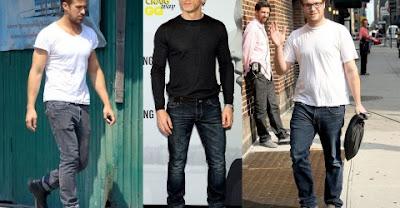 Menyesuaikan Model Kaos Dengan Bentuk Tubuh Pria