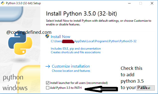 Coding Defined: How to set up PythonPath in Windows 10