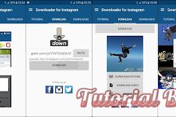 Cara Menyimpan Foto dan Video Instagram di Android