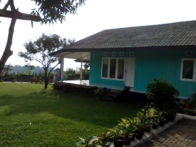 Villa Hijau disewakan