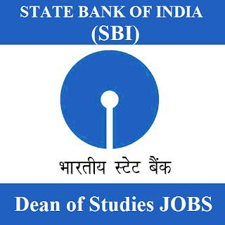 State Bank of India, SBI, Bank, Dean of Studies, Post Graduation, freejobalert, Sarkari Naukri, Latest Jobs, WB, West Bengal, sbi logo