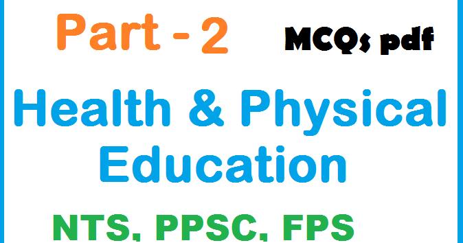 health education in schools