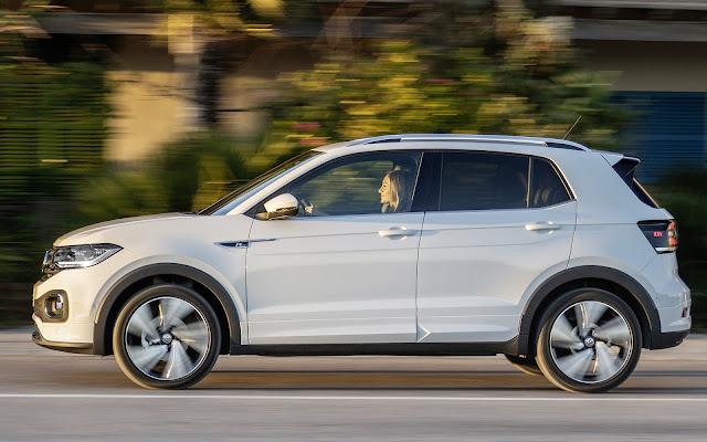 Volkswagen T-Cross (Branco)