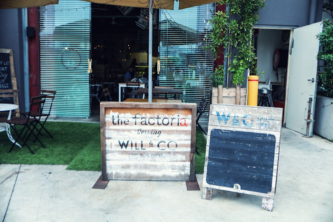 The Factoria Wetherill Park Food Restaurant