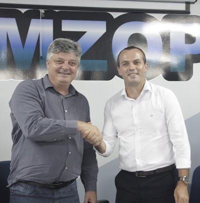 Gilmar da Silva é o novo presidente da Amzop