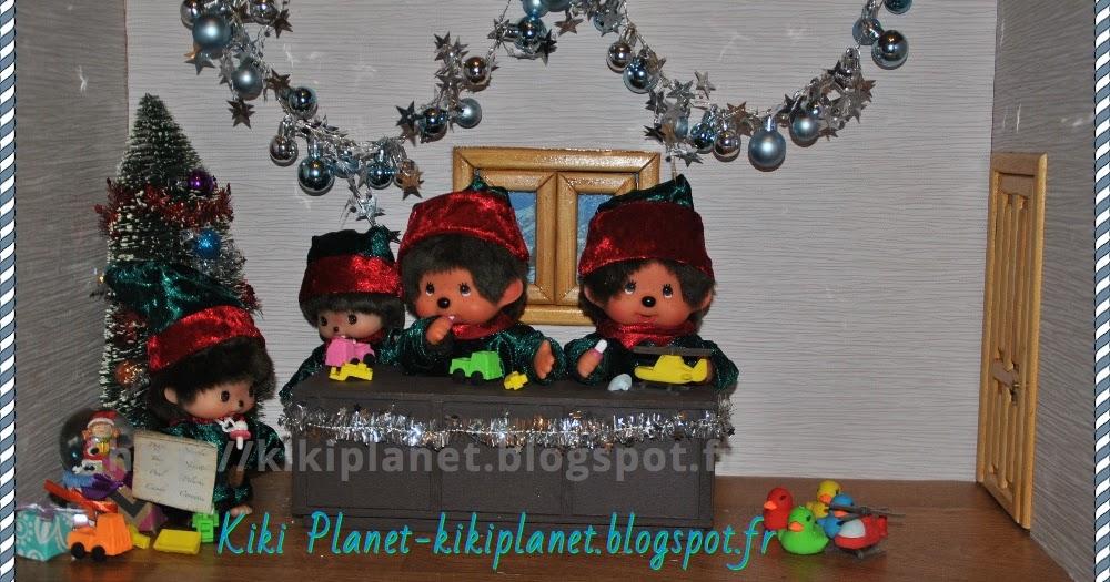 Kiki planet op ration no l le d part du p re no l for Le pere du meuble