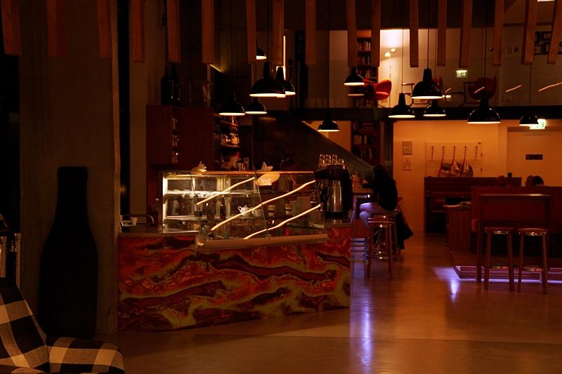 Zeitgeist Hotel Wien bei Nacht