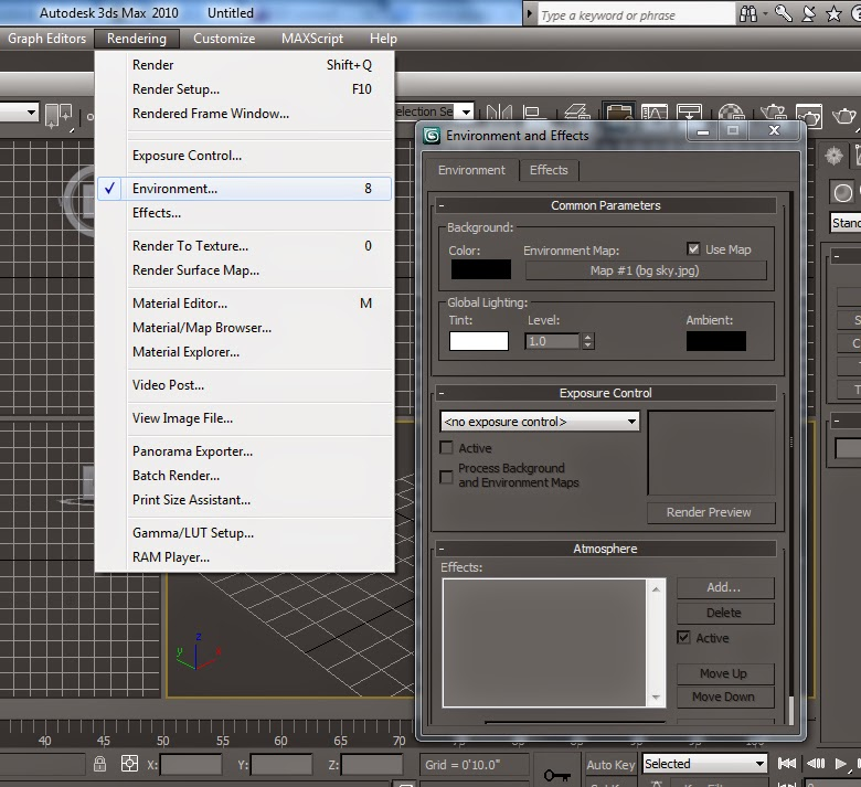 5 simple steps to 3dsmax vray exterior night scene rendering