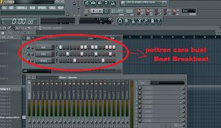 Cara mudah membuat Beat atau instrumen