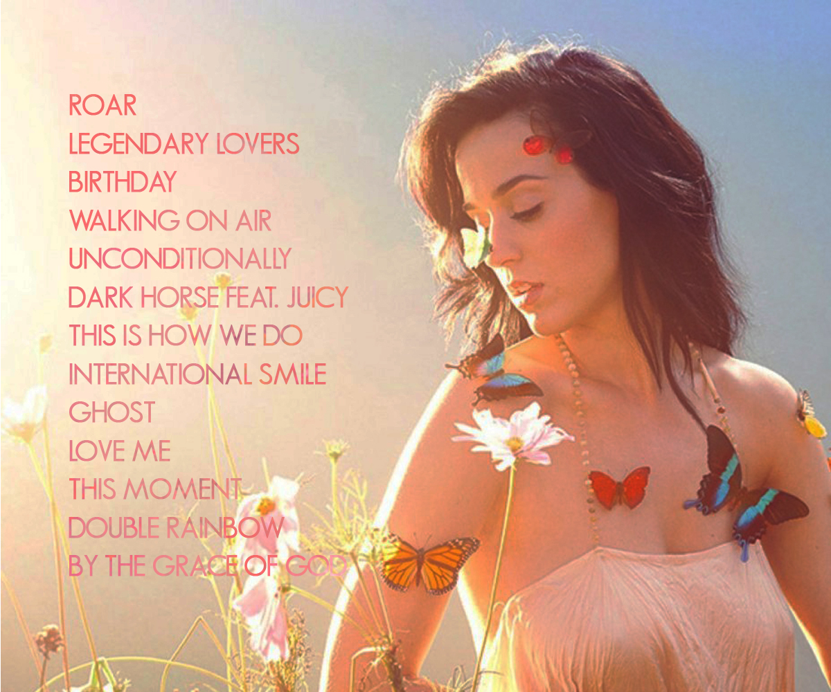 Katy perry prism (deluxe) (2013-album)   mp3 free download.