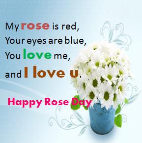 Hindi Rose Day Whatsapp DP Images and Status
