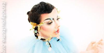 Video Premiere Björk - Blissing Me