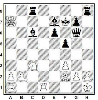 Problema ejercicio de ajedrez número 697: Möhring - Matz (Dresden, 1985)