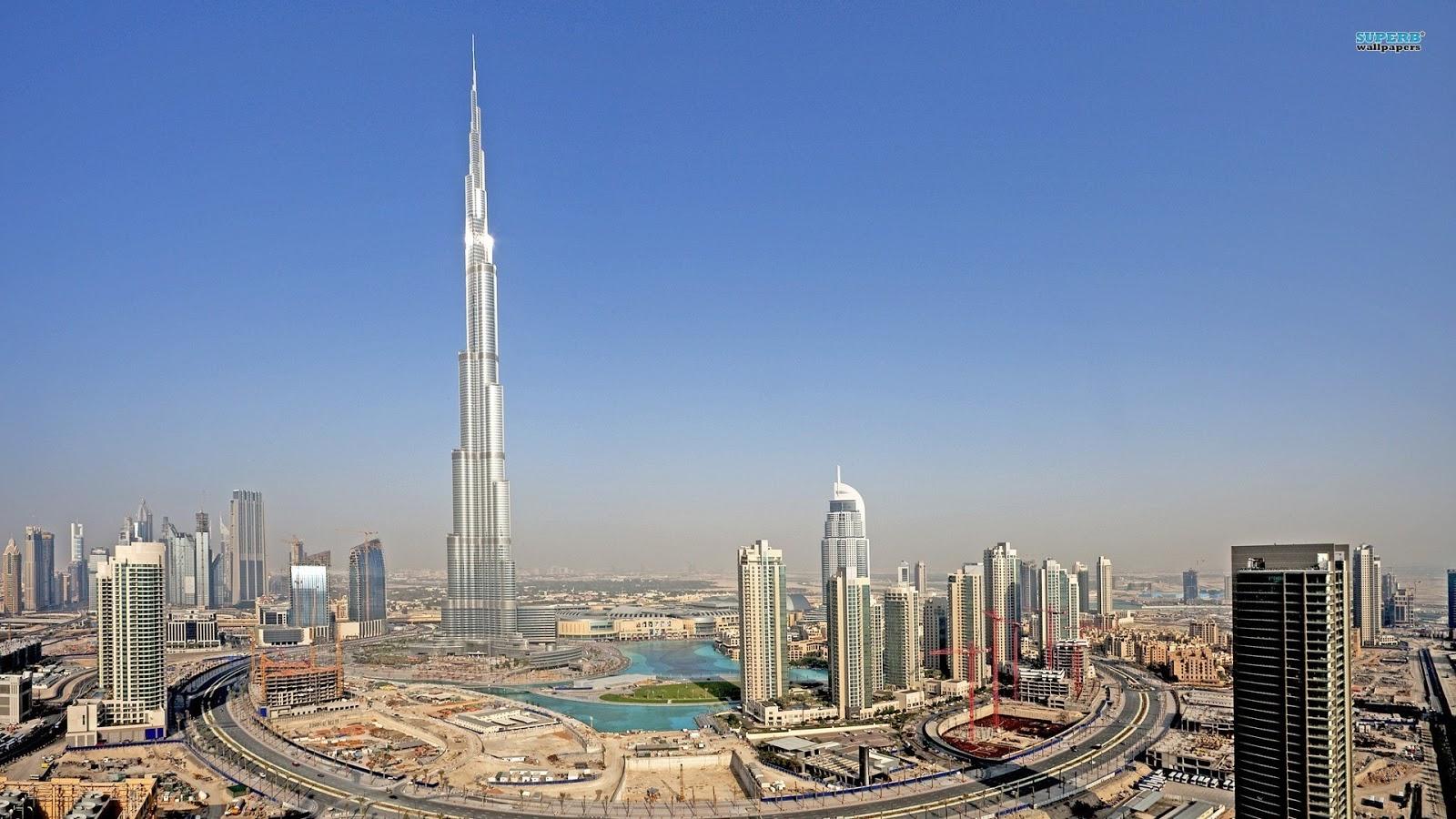 Building Construction Wallpaper Hd ₵ ℓƭ Ɛ T Ƨ Pr 233 Dio Mais Alto Do Mundo Burj Khalifa