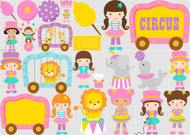 Girl Minion Wallpaper Girl Circus Clipart Oh My Fiesta In English