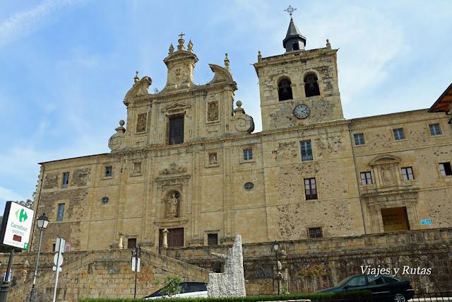 Convento de los Padres Paules, Iglesia de San Nicolás, Villafranca del Bierzo