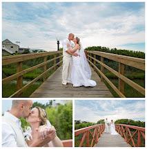 Barefoot Beach Wedding Ocean City MD