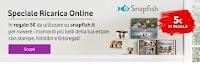 Ricarica Online – SnapFish: ricarica Vodafone e vinci un buono sconto!