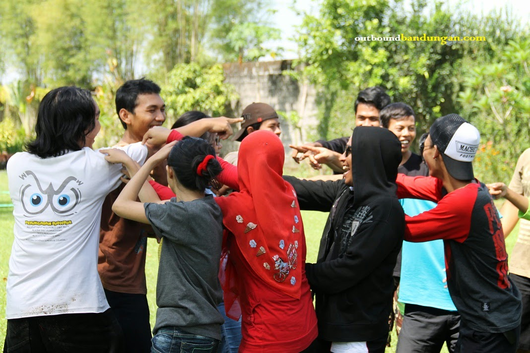 Team Building Outbound di Bandungan