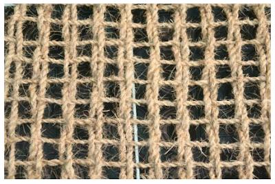 Pemanfaatan Limbah Sabut Kelapa sebagai pembuatan coco net
